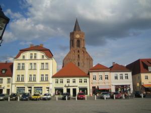 Beeskow - Städte an der Spree
