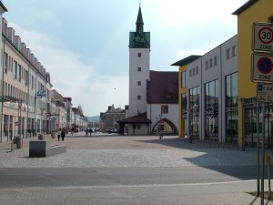 Rathaus in Fürstenwalde - Quelle: Wikipedia